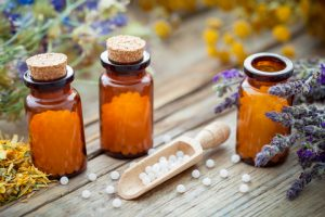 lavender and pellets
