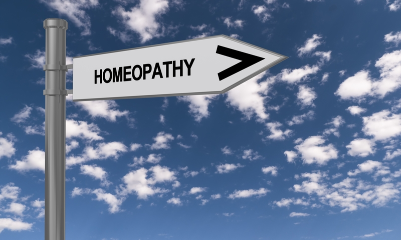 homeopathy sign