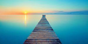 dock on water journey